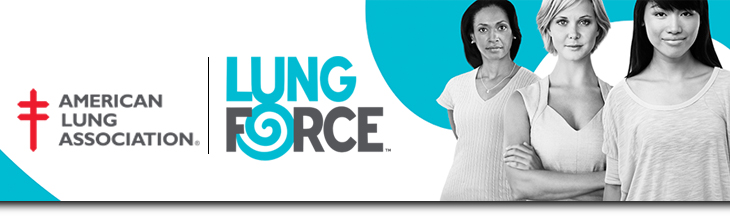 American Lung Association | Lung Force