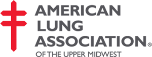 American Lung Association of the Upper Midwest logo